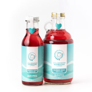 Blueberry Dream Kombucha